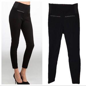 Spanx Black classic twill legging